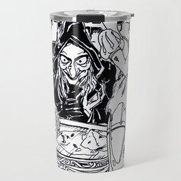 Dis Snow Whore & The Seven Grams (Snow White) Travel Mug