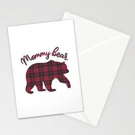 Mommy Bear Stationery Cards