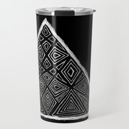 Root Two Triangle  Travel Mug