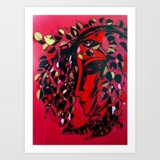 Ruben4 Art Print