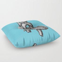 Reef heart Floor Pillow