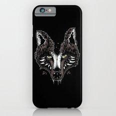 wolf head iPhone 6s Slim Case