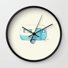 Caravan Palace Wall Clock