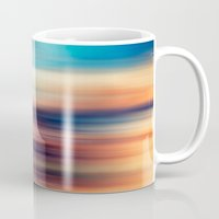 blur Mugs featuring Blur by ALT + CO