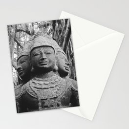 Shiva Statue - Kauai, Hawaii Stationery Cards