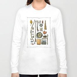 Little Camper Series No. 1 Long Sleeve T-shirt