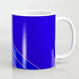 Victoria 4  Indigo Coffee Mug