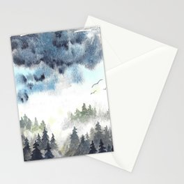Landscape I Stationery Cards