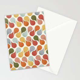 retro pattern no4 Stationery Cards