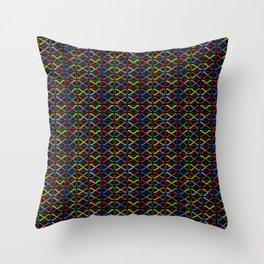 Brit Pop Throw Pillow