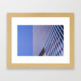 Facades of NY - 06 Framed Art Print