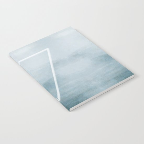 Effervescent in the Pure of Water Notebook