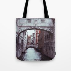 Bridge of Sighs Tote Bag