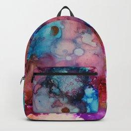 Ink colorful II Backpack
