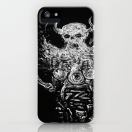 Succubus iPhone Case