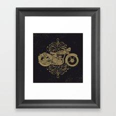 Motobecance S5C Framed Art Print