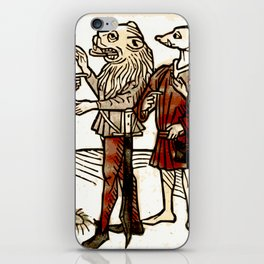 Circe in De claris mulieribus iPhone Skin