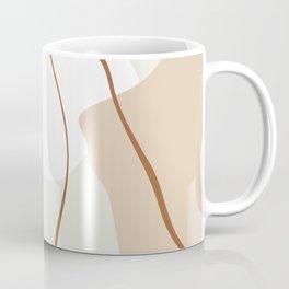 abstract minimal 15 Coffee Mug