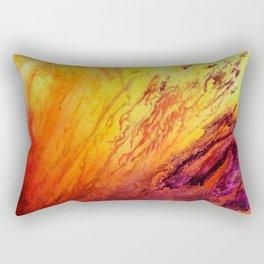 Relentless Rectangular Pillow