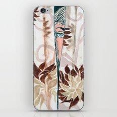Spying eye #1 iPhone & iPod Skin