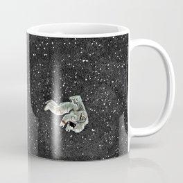 ALONE AT NIGHT Coffee Mug