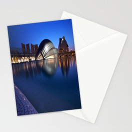 Arts and Science Museum Valencia Stationery Cards
