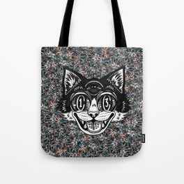 The Creative Cat Tote Bag