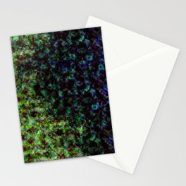 d61: color damage Stationery Cards