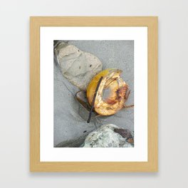 Wave Washed Framed Art Print