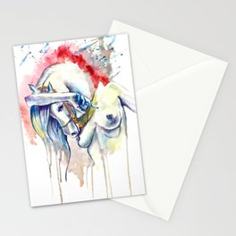 Oh my Horsie! Morphing Stationery Cards