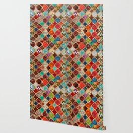 V34 Epic Traditional Colored Artwork Wallpaper