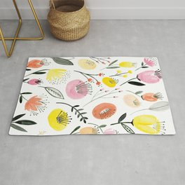 California Florals Rug