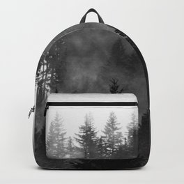 Charcoal Forest Fog - 26/365 Backpack