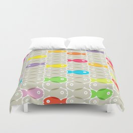 Fish #2 Duvet Cover