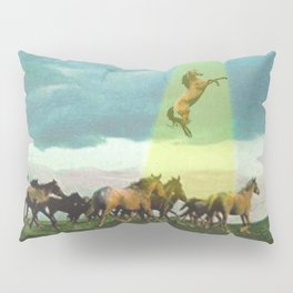 They too love horses Pillow Sham
