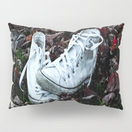Abandoned Converse Pillow Sham