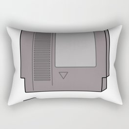 Blow me console Rectangular Pillow