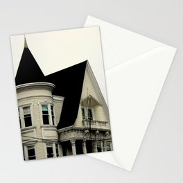 Ghostly Gothic Stationery Cards
