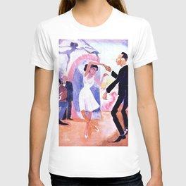 Harlem Renaissance 'Bal jeunesse' by Palmer Hayden T-shirt