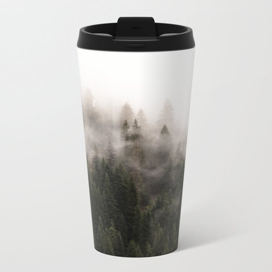 Clearwater Ridge II Metal Travel Mug