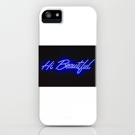 beautiful #society6 #decor #buyart iPhone Case