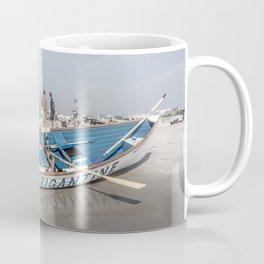 Brigantine Lifeboat Coffee Mug