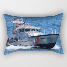 Coast Guard MLB Rectangular Pillow