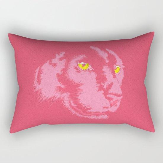 Pink Panther Rectangular Pillow