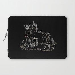 Unicorn Twins Laptop Sleeve