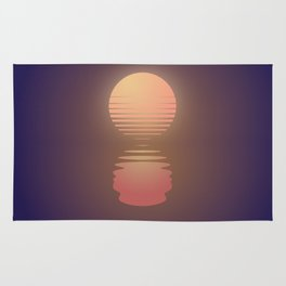 The Suns of Time Rug
