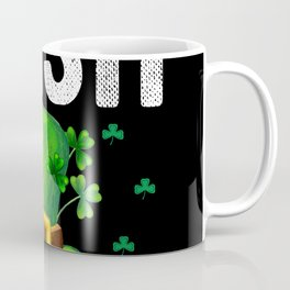 patricks day I'm Irish what's your superpower? Coffee Mug