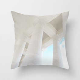 Cygnus Throw Pillow