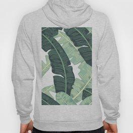 green leaf Hoody
