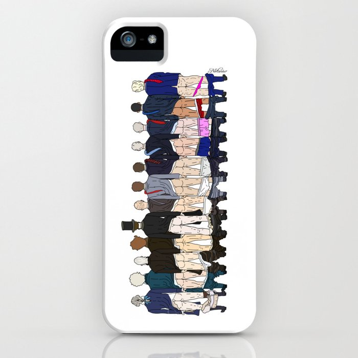 president butts iphone case